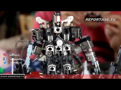 Cara Membuat Miniatur Mobil Dari Korek Api Gas ...