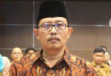 Komisi Informasi Pusat, Arif A. Kuswardono . ( Foto : Hm)