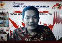 Staf Khusus Ketua Dewan Pengarah BPIP, Lia Kian