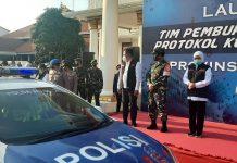 Forkopimda Jatim Launching Tim Pemburu Pelanggar Protokol Covid-19