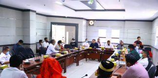 Suasana Hearing Warga Kota Tangerang Dengan Pengembang Summarecon