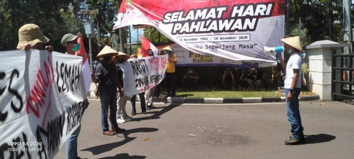 Aliansi Masyarakat Tangerang desak Walikota Tangerang, Arief R Wismansyah copot Kepala Dinas Kesehatan dr. Liza Puspadewi