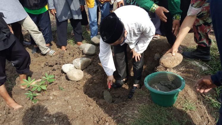 Ketua PWM Jateng Lakukan Peletakan Batu Pertama ...