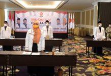 Dewan Pimpinan Tingkat Wilayah (DPTW) Partai Keadilan Sejahtera (PKS) Jawa Timur Gelar Musyawarah Wilayah Secara Daring pada Ahad, 27 Desember 2020