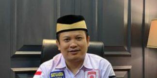 Foto Wakil Ketua DPRD Kota Tangerang, Turidi Susanto