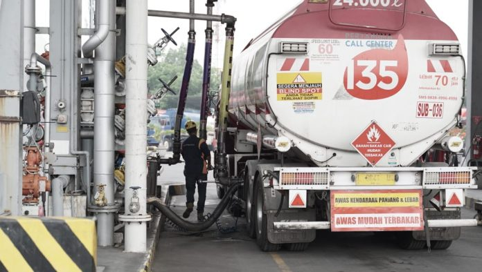 Pertamina Siagakan 1.386 Stasiun Pengisian Bahan Bakar Umum (SPBU) di Seluruh Wilayah Jatimbalinus