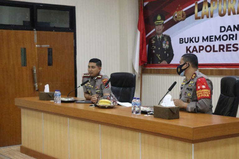 Kapolresta Tangerang Paparkan Commander Wish Kapolda ...