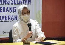 Walikota Tangerang Selatan, Airin Rachmi Diany, nyatakan Pemerintah Kota Tangerang Selatan dukung perpanjangan PPKM