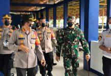 Tim gabungan Polres Metro Depok dan Kodim 0508/Depok kembali blusukan ke sejumlah titik di wilayah Depok