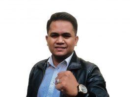 Alumnus Unpam, Isram, yang saat ini menjadi Ketua Lembaga Perlingungan Anak (LPA) Kota Tangsel