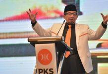 Ketua Majelis Syura PKS Habib Salim Segaf Al Jufri (Dok Humas PKS)