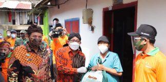 Aksi Nyata Kemenag bersama Walikota Malang dan Forkopimda di Kampung Qoryah Sakinah