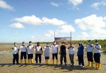 Pangkalan Utama TNI Angkatan Laut (Lantamal) XI Merauke Bentuk Kampung Bahari Nasional (KBN)