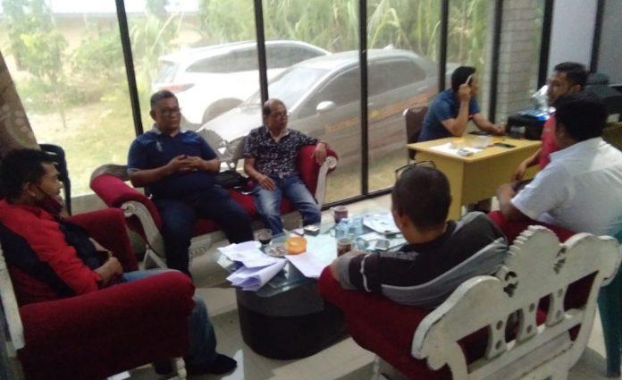PWI Provinsi Sumatera Utara resmi bentuk tim advokasi hukum dampingi kasus dugaan percobaan pembunuhan terhadap Syahzara Sopian, wartawan anggota PWI Kota Binjai