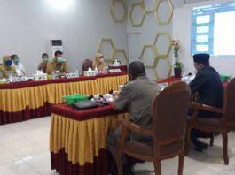 Recofusing Anggaran Dana Perjalanan Dinas DPRD Kota Probolinggo, Walikota Probolinggo Hadi Zainal Abidin, mengundang Ketua dan Wakil Ketua DPRD Kota Probolinggo