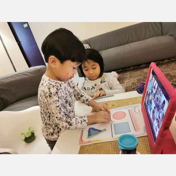 Foto kegiatan belajar dan mengajar antara siswa dan guru Sekolah Murid Merdeka (ist)