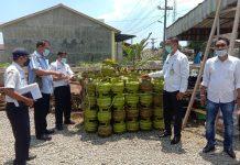 Sanksi akan diberikan Pemkot Binjai kepada pengecer tabung elpiji 3 kg yang melebihi batas harga