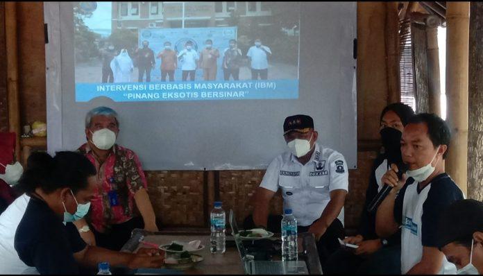 BNN Kota Tangerang Sosialisasikan Intervensi Berbasis Masyarakat