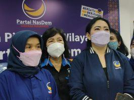 DPW Partai NasDem Jatim berikan dukungan untuk Panitia Kerja DPR RI dalam merumuskan Rancangan Undang-Undang Tindak Pidana Kekerasan Seksual
