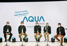 AQUA Japan perkenalkan produk-produknya untuk menjawab kebutuhan masyarakat selama masa New Normal