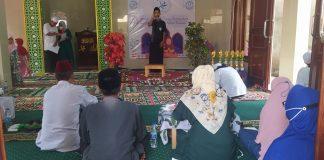 Lomba adzan Karang Taruna Tapos peringati Maulid Nabi Muhammad serta kirim doa